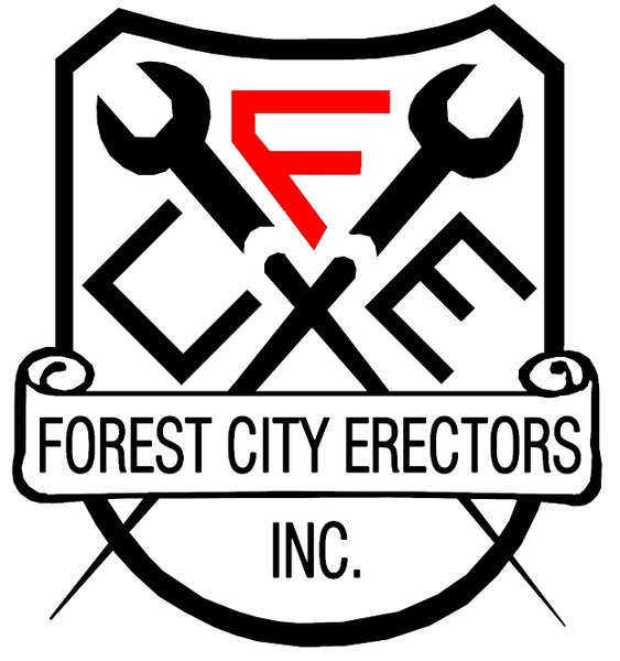 Forest City Erectors Logo